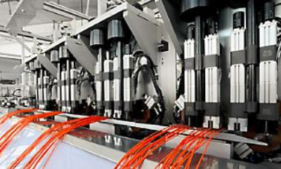 automatic wire harness manufacturing