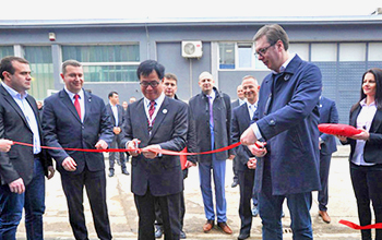 BizLink Group Expands New Production Facilities in Serbia-1