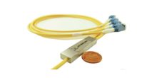 Ultra Compact Cable-Type WDM (Mux + DeMux)