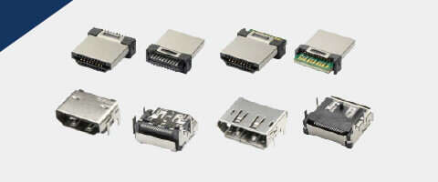 Product image_HDMI 2.1 & DP 1.4 Connectors_480x200