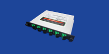 Singlemode 1310/1490 Add/Drop Fused WDM Module