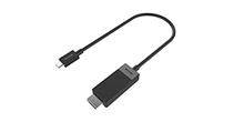 HDMI 2.0 to USB-C Cable