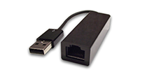 USB 2.0/3.0 to RJ45 Dongle