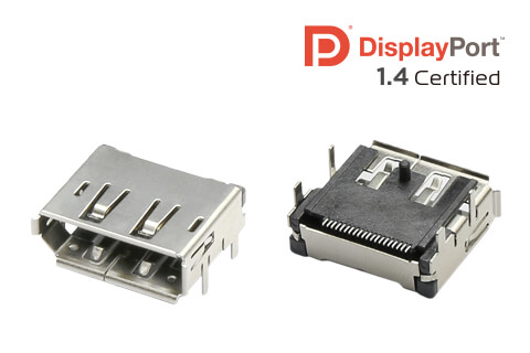 Connector-07_DP 1.4 RA Receptacle+logo_480x320