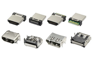 BizLink HDMI 2.1 and DisplayPort 1.4 connectors available now
