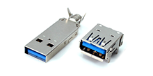 PD USB 3.0 A Type Connector