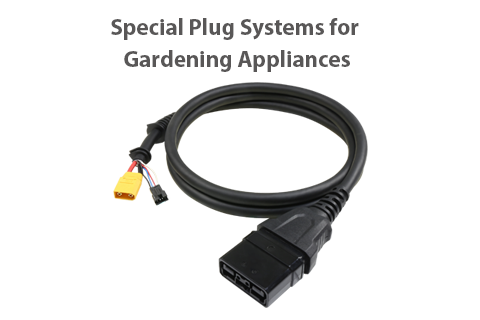 Special Plug Systems for Gardening Appliances_480x320