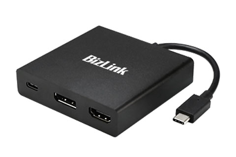 USB-C to DP 1.4 MST Hub_480x320