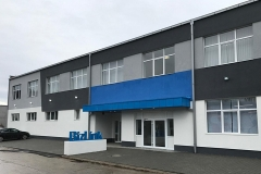 The administration and office building of BizLink Technology SRB d.o.o.
